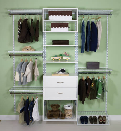 Beau Closet And Storage Organization Solutions Gallery   Chattanooga | Chattanooga  Closet Company